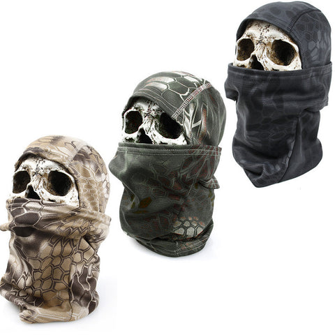 Camouflage Collection Balaclava