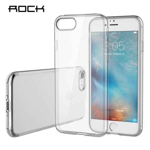 Rock Collection Clear Case
