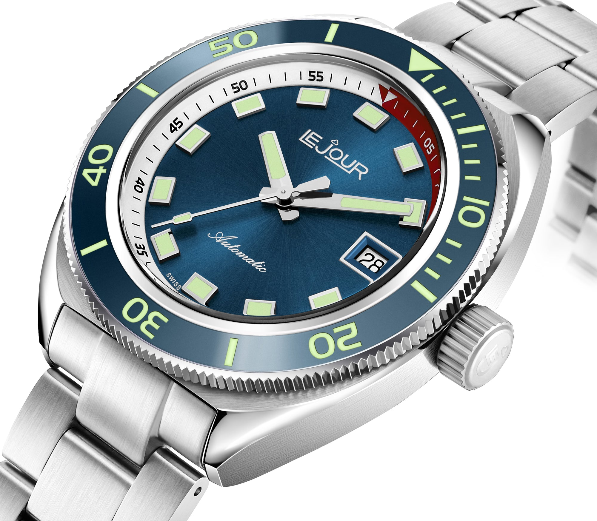 Le Jour Hammerhead Dive Watch