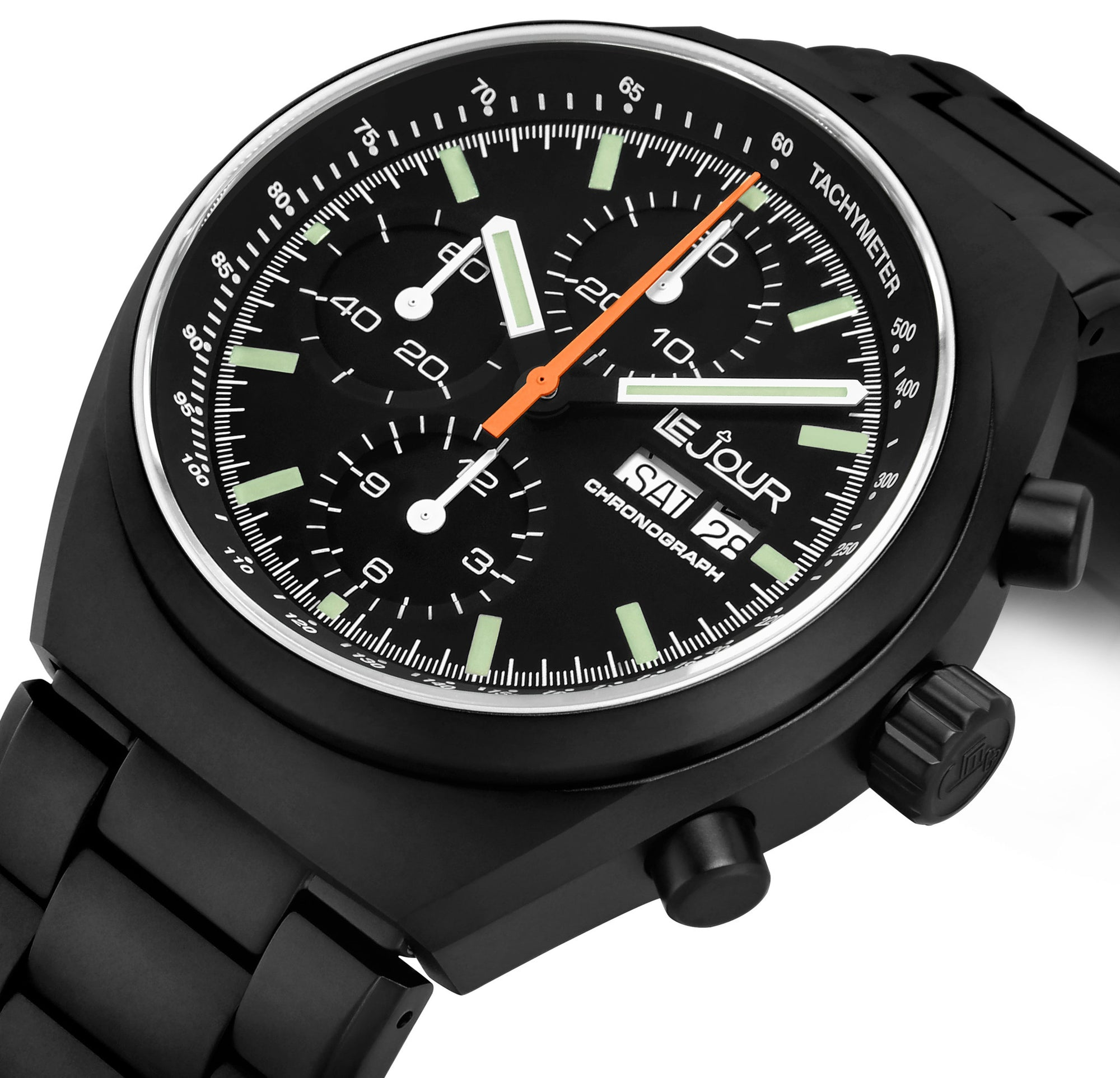 Le Jour Chronograph Watch