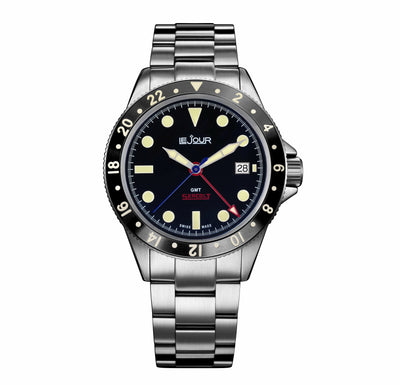 Le Jour Seacolt GMT Automatic Watch