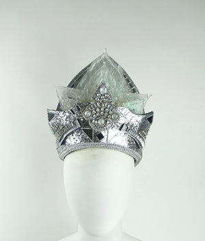 Light Up Ice Princess Teairra Crown