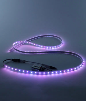 6' Color Changing LED Strip with Remote | DIY costume/bike lighting