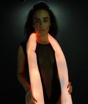 Animated LED Boa | Light Up Scarf