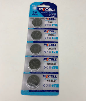 Coin Cell Battery - CR2032