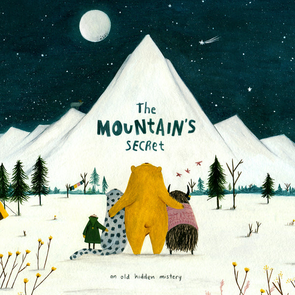 'THE MOUNTAIN'S SECRET' an old hidden mystery