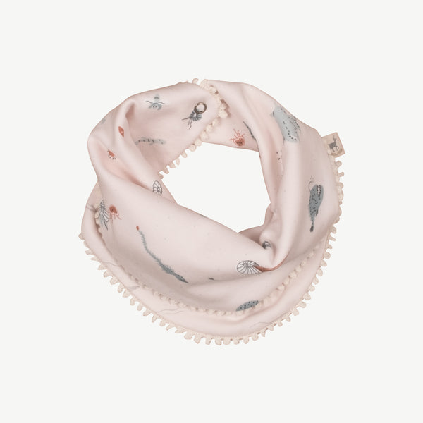 'deep findings' heavenly pink reversible bandana