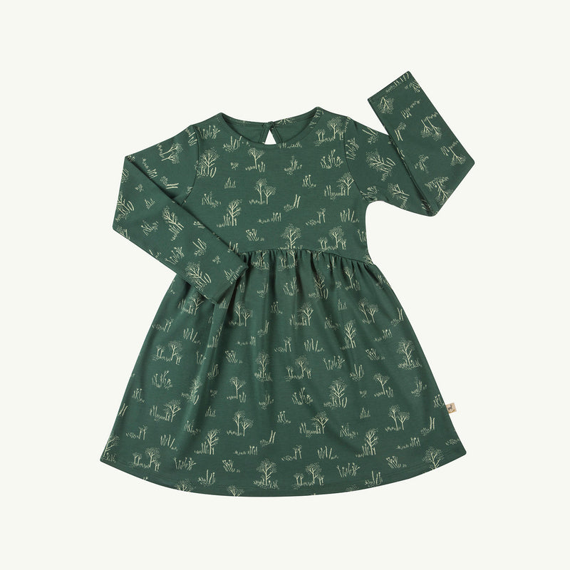 'the tundra' garden topiary tundra dress