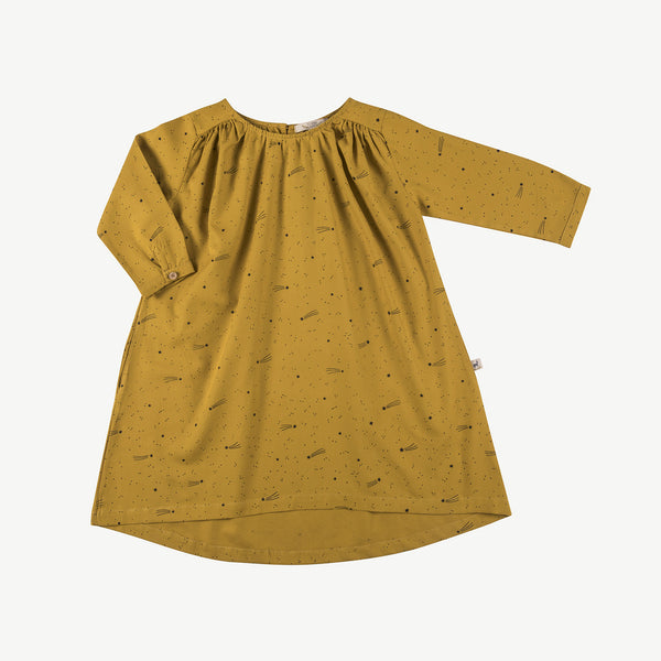 'bright stars' arrowood woven dress