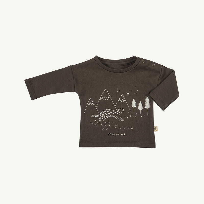 'take me far' turkish coffee basic t-shirt