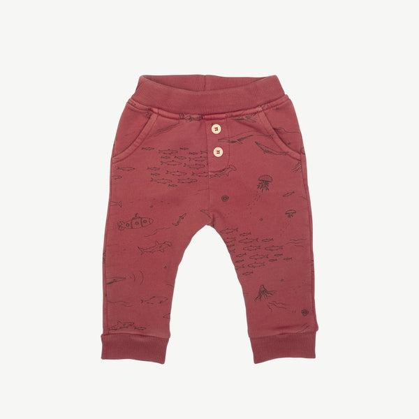 'the story' rosewood jogger