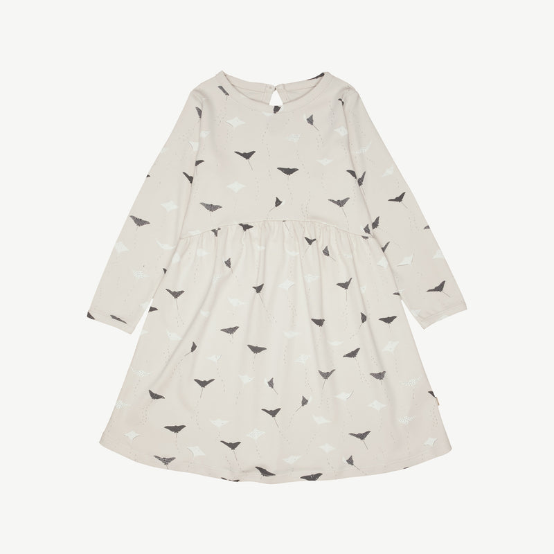 'ocean voyagers' glacier grey	dress