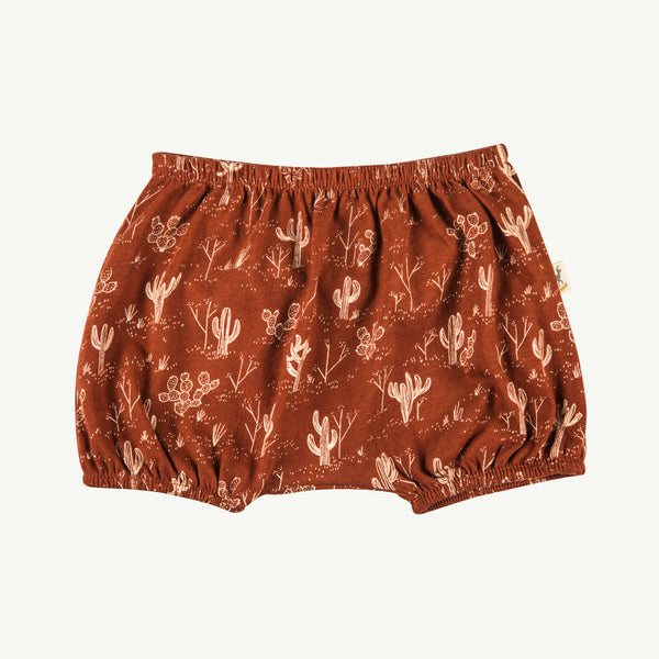 'cacti garden' picante jersey bloomers