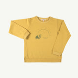'my sunshine' bamboo french terry sweatshirt l/s