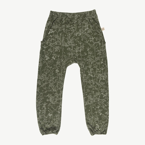 'the canopy' chive pants