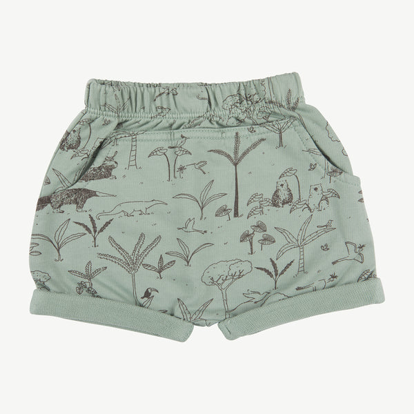 'the story' jadeite shorts