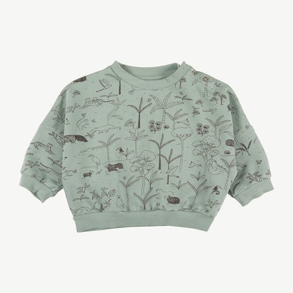 'the story' jadeite sweatshirt
