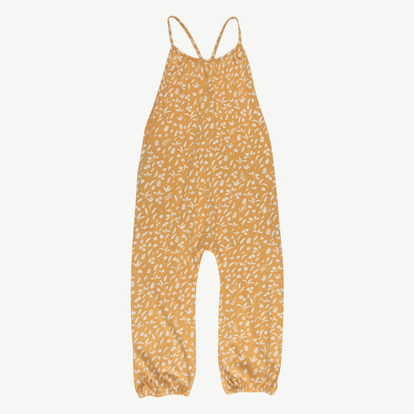 'rainforest foliage' spruce yellow romper