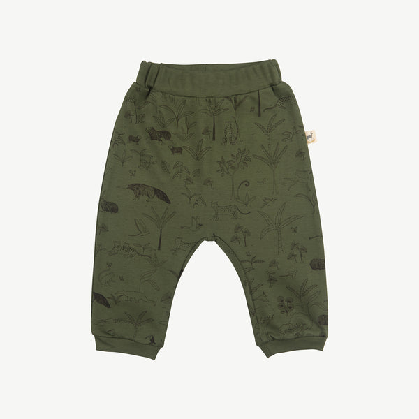 'the story' chive baggy pants