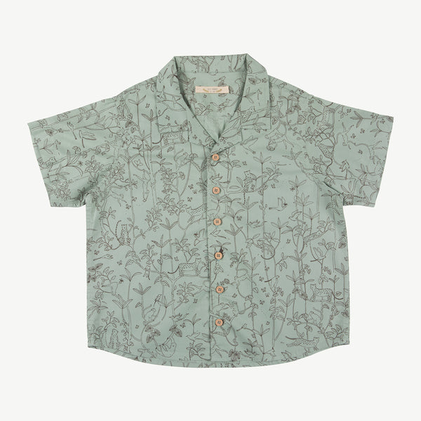 'the canopy' jadeite shirt