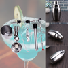 Deluxe 8 Pc Cocktail Shaker Bartender Party Set
