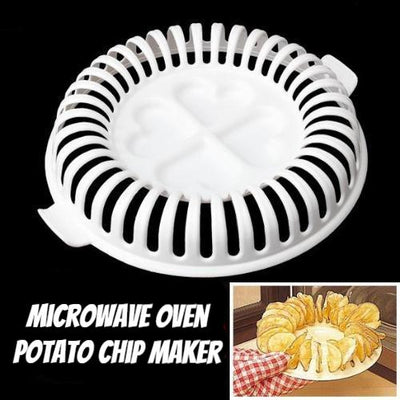 DIY Fat Free Potato Chip Maker