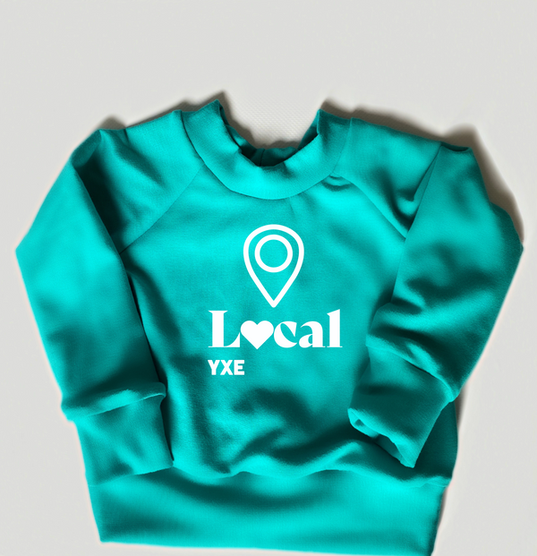 Adult Crewneck Local Love