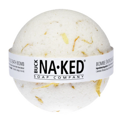 Buck Naked Soap Company Bath Bomb