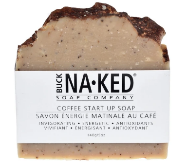 Coffee Start Up Soap Buck Naked Soap Company