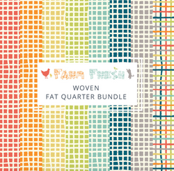 "Fat Quarter Bundle ""Farm Fresh Woven"""