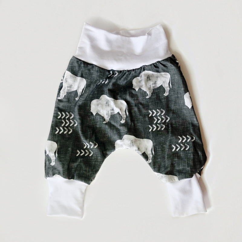 Kids Harem Pants in Buffalo