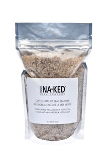 Coffee Start Up Dead Sea Salt Soak