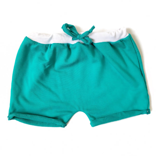 Kids Bordie Shorts Aqua