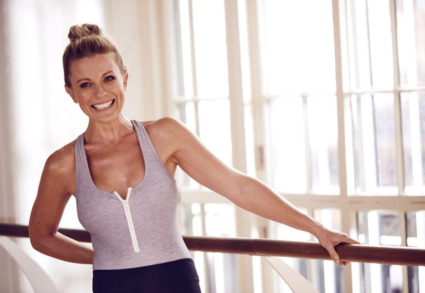 Emma Seibold From Barre Body Talks Spring & Summer Health