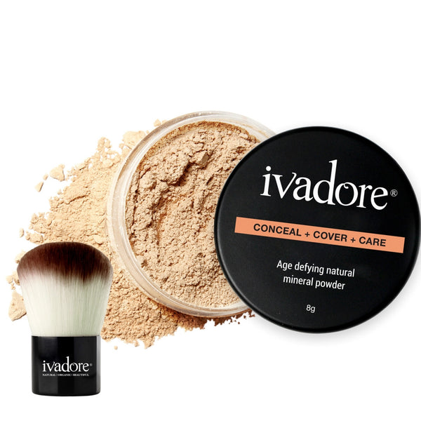 Introducing our Age-Defying Mineral Powder - What's Your Shade?