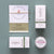 Ivadore I'm Wonderful Gift Set product flat lay. Antioxidant Day Cream, Active Eye Balm, Brightening Gel & bonus gift.