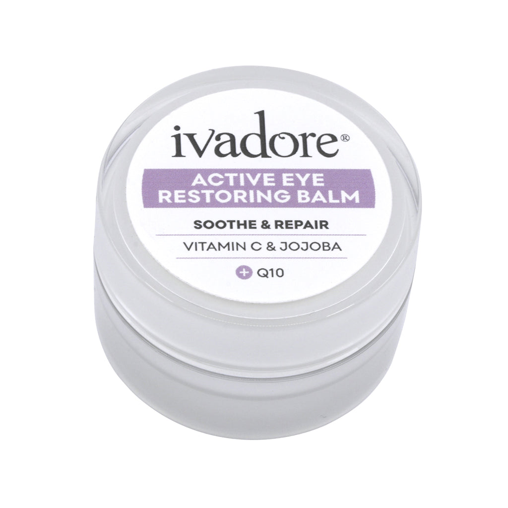 The best eye cream to fight the signs of anti-ageing. Soothe puffy eyes, very gentle on dry & irritated skin. 100% Natural.