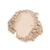 Ivadore 100% Mineral Loose Powder showing colour swatch. Light beige for pale or cool skin tone that may burn easily.