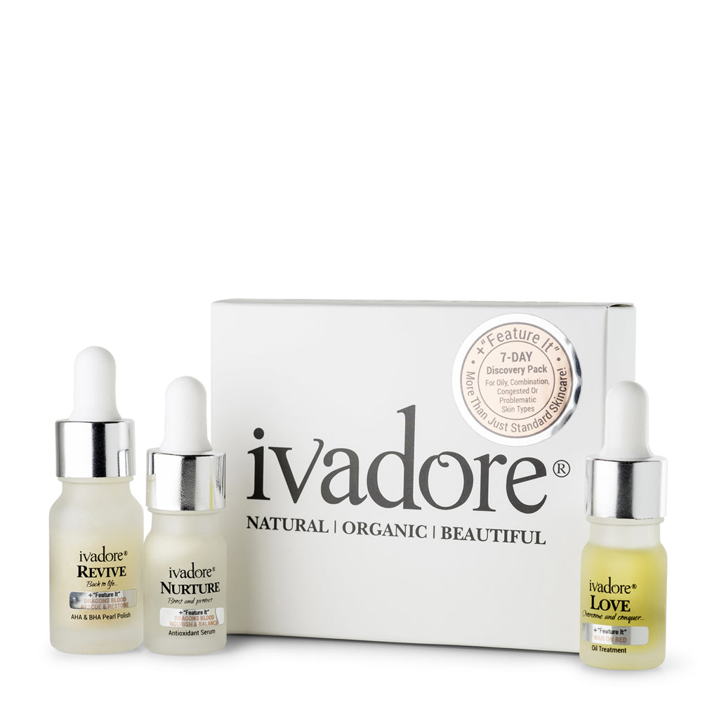 7 Day Discovery Pack For Oily/Combination or Problematic Skin