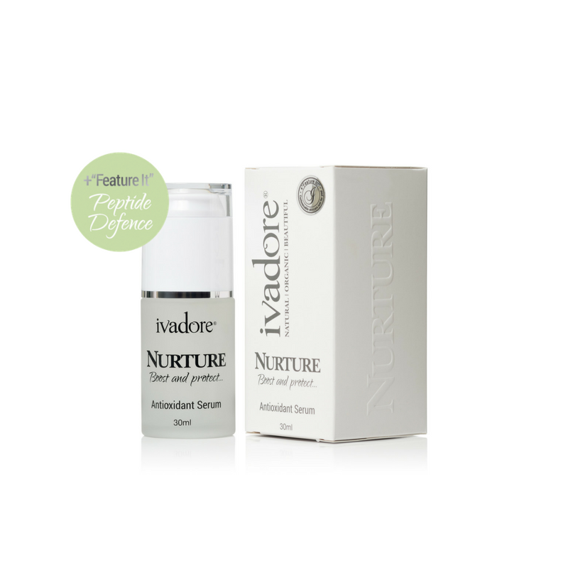 Nurture Boost and Protect Antioxidant Serum For Mature/Dry/Dull or Tired Skin