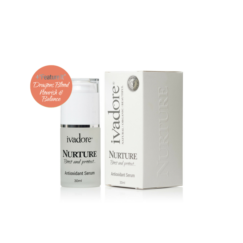 Nurture Boost and Protect Antioxidant Serum For Oily/Combination/Congested or Problematic Skin