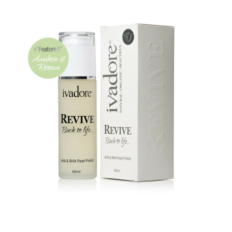 Revive Back to life-AHA & BHA Pearl Polish For Mature/Dry/Dull or Tired Skin (BACKORDERED)