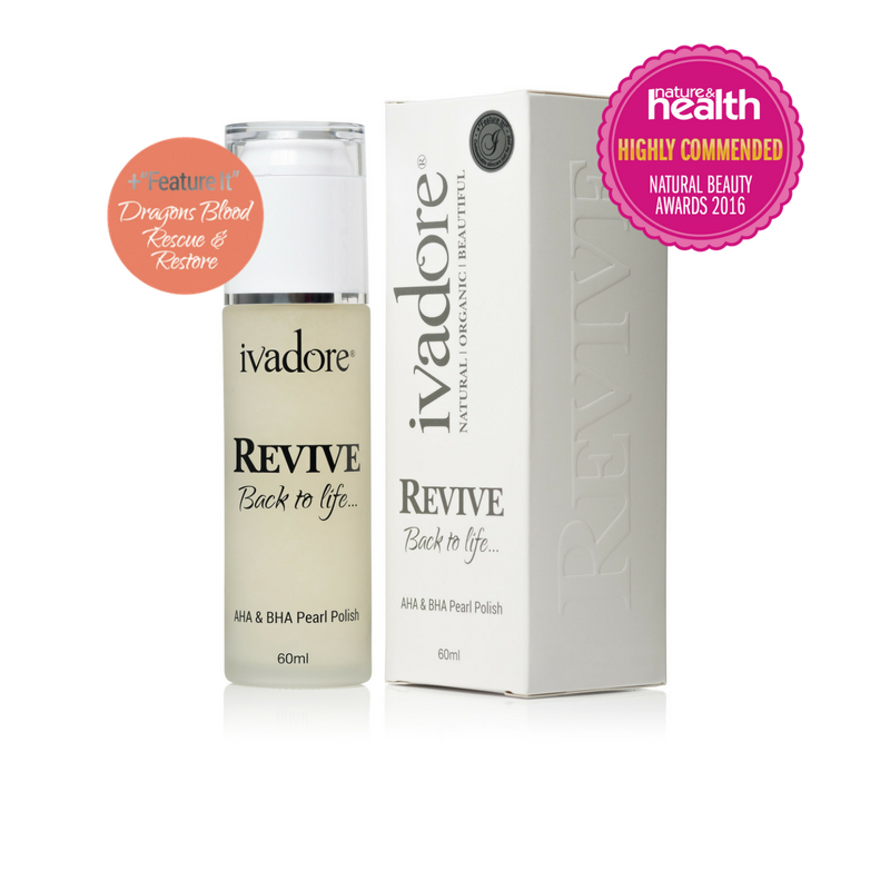 Revive Back to life-AHA & BHA Pearl Polish For Oily/Combination/Congested or Problematic Skin