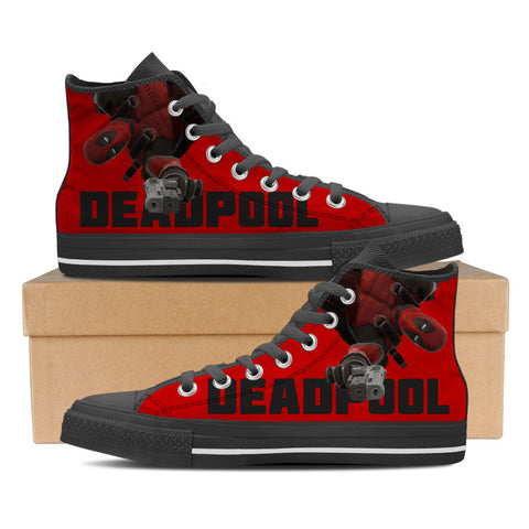 Deadpool - Ladies - Shoes