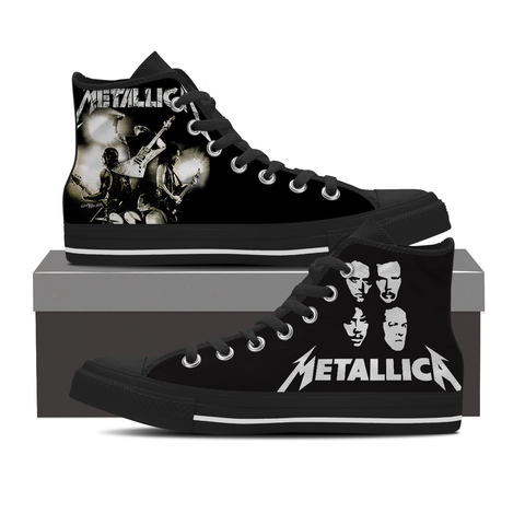 Metallica - Mens - Shoes