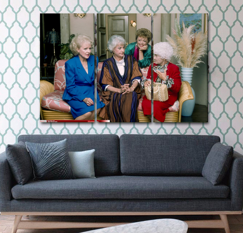 Golden Girls 1 Wall Art