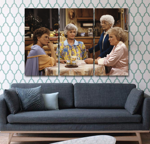 Golden Girls 5 Wall Art