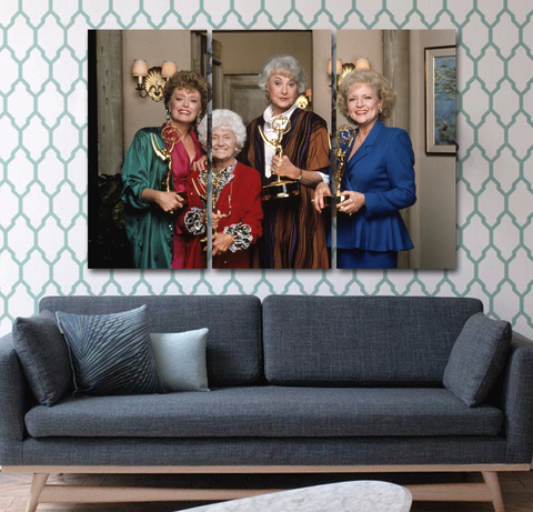 Golden Girls 7 Wall Art