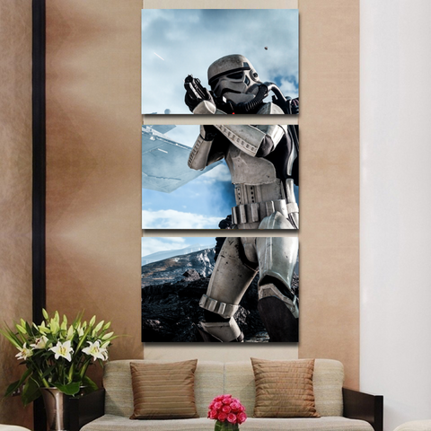 Storm Trooper 4 Wall Art