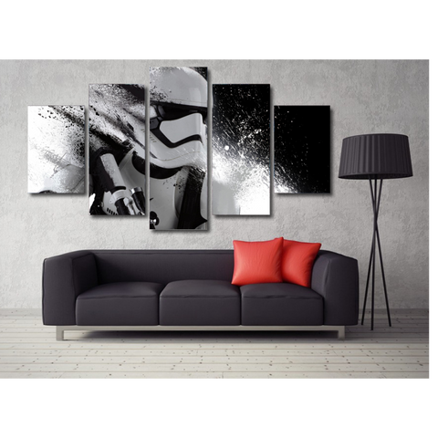 Storm Trooper 7 Wall Art